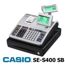 Registradora CASIO SE-S400 SB (Cajón Pequeño)
