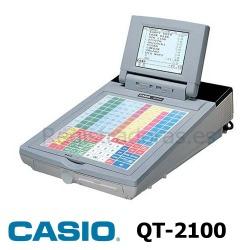 Terminal Casio QT-2100 + Impresora + Cajón