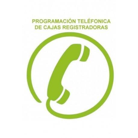 Programación Teléfonica de Cajas Registradoras