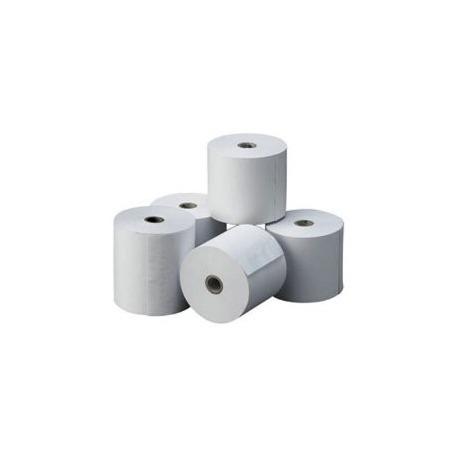 Papel térmico 80x55 mm. Paquete 8 Rollos