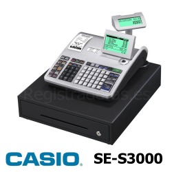 Registradora CASIO SE-S3000
