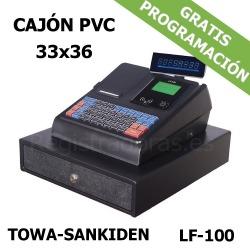 Caja registradora LF-100 TOWA-SANKIDEN (Cajon PVC)