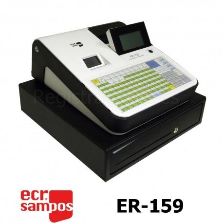 Registradora ECR SAMPOS ER-159