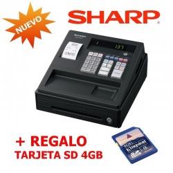 Registradora SHARP XE -A137