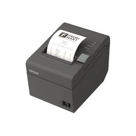 Impresora Tickets Térmica EPSON TM-T20II -USB+SERIE- Negra