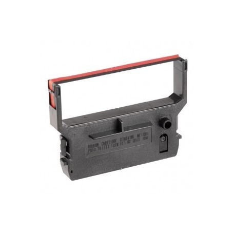 Cintas de tinta DP600 negro/rojo