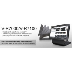 TPV Android CASIO V-R7000
