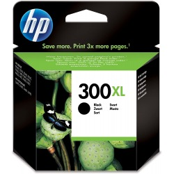 Cartucho Tinta HP Nº 300XL Negro-ORIGINAL-
