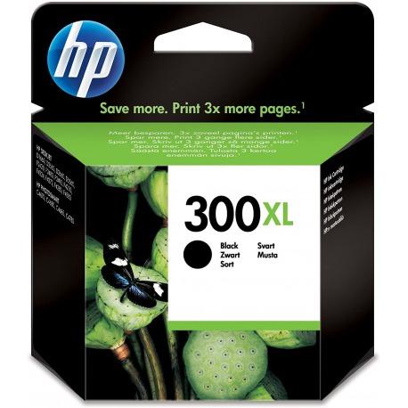 Cartucho Tinta HP Nº 300XL Negro-ORIGINAL-