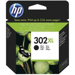 Cartucho Tinta HP Nº 302XL Negro-ORIGINAL-