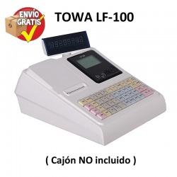 Caja registradora LF-100 TOWA-SANKIDEN (Blanca)-NO INCLUYE CAJON