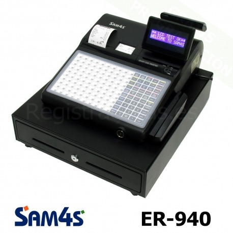 Registradora SAM4S ER-940